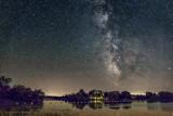Milky Way Over Edmunds Lock P1080576