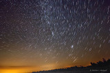 Night Sky Star Trails 48698-715