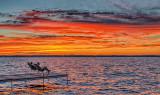 Sturgeon Lake Sunset P1100370-2