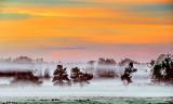 Sunrise Ground Fog P1100867-9