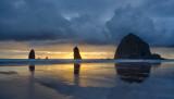 Cannon Beach Sunset III