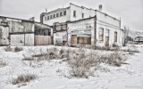 Power Plant in Winter