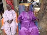 Korhogo. community elders