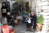 Old ladies in Crete, Greece