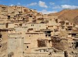 Village abandonné dans la Vallée d'Ait Mansour