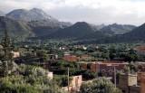 La Vallée des Amandiers/ Vallée des Ameln, Maroc
