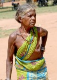 Abujh Maria Gond lady