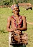 Abujh Maria Gond musician
