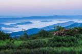 dawn on the high plains