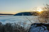 crystalline sunrise