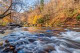 loyalhanna creek aglow