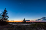 firstlight in the high country