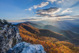 north fork mountain, october 2014
