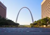 Jefferson National Expansion Memorial (Gateway Arch)