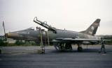 VARIOUS NORTH AMERICAN F-100 SUPER SABRE
