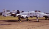 Exercise Excalibur 93 RAF Lakenheath June 5th 1993