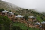 Village along the road to Nemrut Dagi