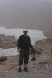 Johan at the top of Nemrut Dagi
