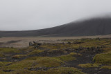 Low clouds at Hverfell