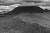 Edge of Lúdent and dark Búrfell