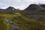 Valley near Slettaskarð
