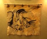 Chauvet Cave Horses 34X29  Commission Sold
