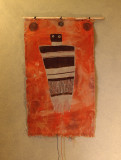 Striped Anthro 5-23-14 17x25 Sold