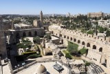 Tower of David Citadel - daytime