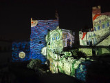 Night spectacular at the Tower of David
