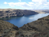 Columbia River, in Vantage, Washington