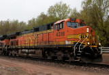 BNSF 4316 North Signals Left Turn At Highland, CO.jpg