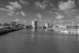La Rochelle en noir et blanc