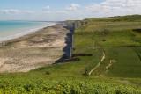 Promenade sur la falaise