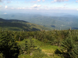 View from Mt. Mitchell, NC