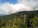 View from Clingman's Dome; Great Smoky Mountains NP