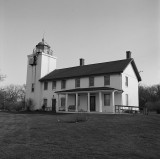 Horton Point Lighthouse w/ 65mm