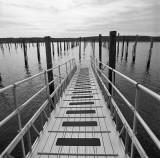 Cedar Beach boat ramp