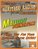 2013 - Southwest Heritage Racing Assoc Awards Presentation - Presented by MalloryPrint.com
