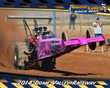 2014 - Dome Valley Raceway - Top Fuel Shootout & Sand Drags