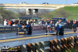 2014 - Outlaw Fuel Altered Association - Event #1 - North Star Dragway - April 5th