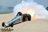 2014 - North Star Dragway - Pro Mod vs. Fuel Altered Showdown