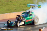 2014 - Painless Performance Products Outlaw Fuel Altereds - San Antonio Raceway - July 19