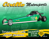 Cirillo Motorsports Junior Dragster
