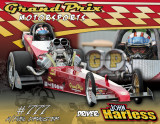 John Harless A/Fuel Dragster