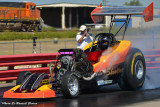 2014 - Outlaw Fuel Altered Assoc. - North Star Dragway - Oct 4th