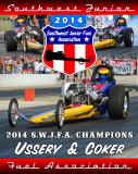 2014 SWJFA Champion