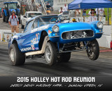 2015 - NHRA Holley Hot Rod Reunion - Bowling Green, KY