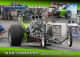 Justin Malott Blown Dragster 2015