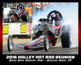 2016 - NHRA Holley Hot Rod Reunion - Bowling Green, KY