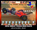 2016 - Great Texas Mud Race (Friday) - Nacodoches, TX